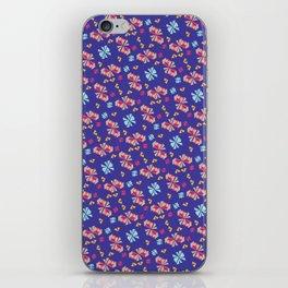 Caballito Flor iPhone Skin
