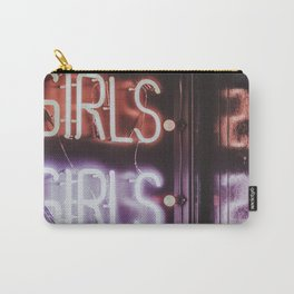 GIRLS NEON Carry-All Pouch