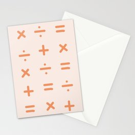 Mathtastic Stationery Cards