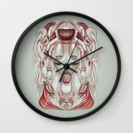 """""""Don't Take me for Granted"""" Wall Clock"""