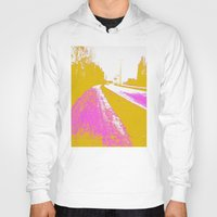 road Hoodies featuring Road by Mr and Mrs Quirynen