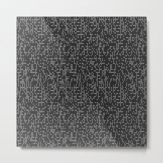 hacker Metal Print