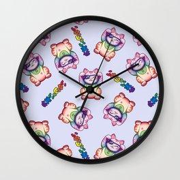 Maneki Neko Jack Wall Clock