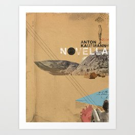 Novella- Love and Lost Art Print