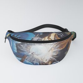 Dragon's Soul and the Tree of Life Fanny Pack