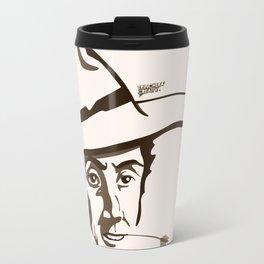 Bolívar Campesino - Trinchera Creativa Travel Mug