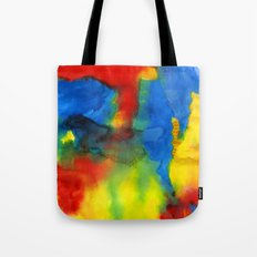 Primary Mix Tote Bag