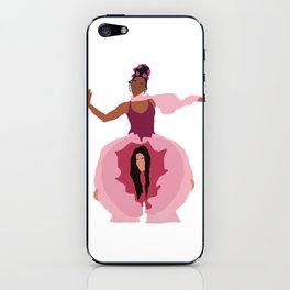 Pynk Minimalist: Janelle Monae & Tessa Thompson iPhone Skin