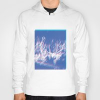 concert Hoodies featuring CONCERT by TOO MANY GRAPHIX