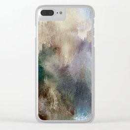 Natural Expressions 6 Clear iPhone Case