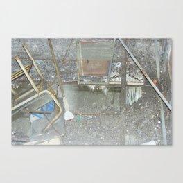 Abandoned Places Canvas Print