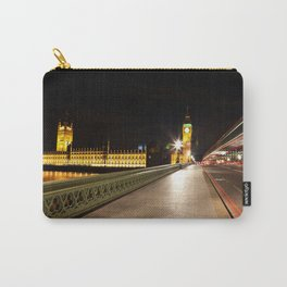 Lights of London Carry-All Pouch