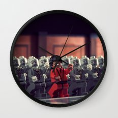 This is Thriller Wall Clock