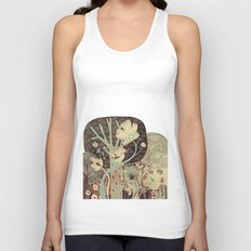 Forest Unisex Tank Top