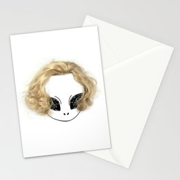 Blondes have more fun Stationery Cards