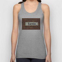 SarniaRocks.com Unisex Tank Top