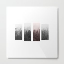 Piece of a forest Metal Print