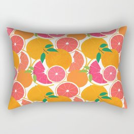 Grapefruit Harvest Rectangular Pillow