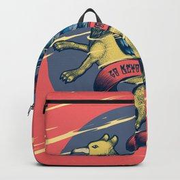 Go Beyond Yourself - Griffon Backpack
