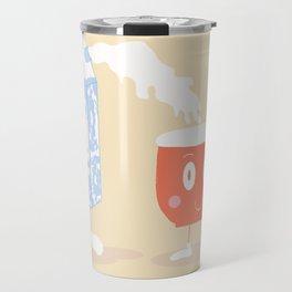 Milky Couple Travel Mug