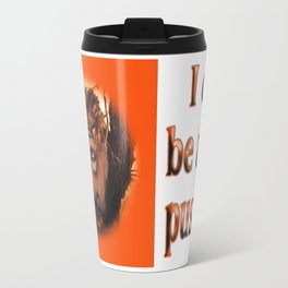 Season Of the Big Cat - Lion Through the Lens Travel Mug