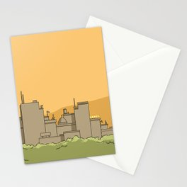 City #1 Stationery Cards