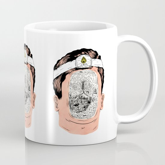 Journey to the center of the earth Mug