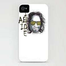 The Dude - Big Lebowski INK Slim Case iPhone (4, 4s)