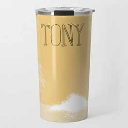 Tony Travel Mug