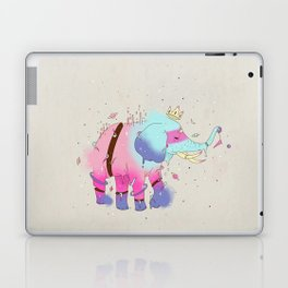 SPACE ELEPHANT Laptop & iPad Skin