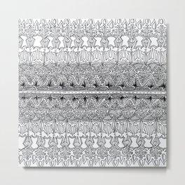 ISA Standard Design Metal Print