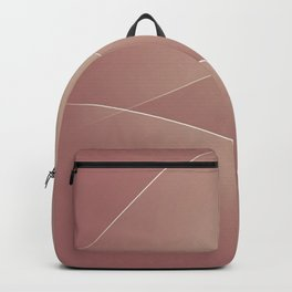 Brandy Rose, Coral Tree & Rodeo Dust Colors Backpack