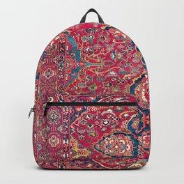 Bakhtiari West Persian Rug Print Backpack