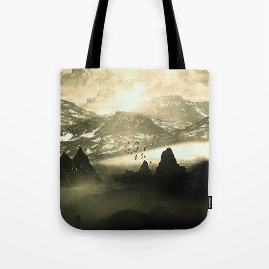 Winter. Melody. Tote Bag
