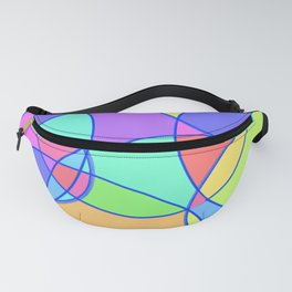 Wall of Laughter Fanny Pack