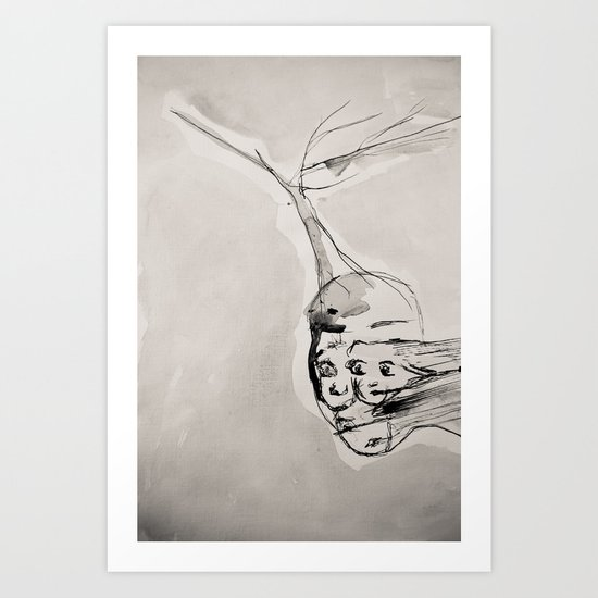 What hides inside Art Print