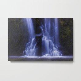 Dreamy Waterfall Metal Print