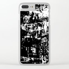 Commercial Drive (XL) Clear iPhone Case