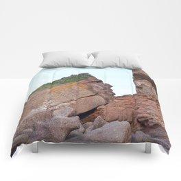Indian Head Rock Comforters
