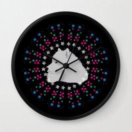 Sacha's Universe Wall Clock