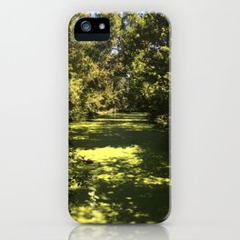 Going Super Green iPhone Case