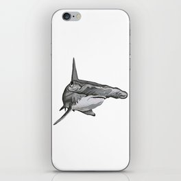 Hammerhead Shark iPhone Skin