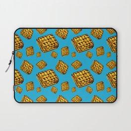 Waffle morning Laptop Sleeve