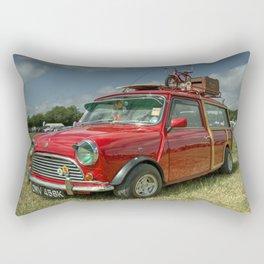 Mini Countryman Rectangular Pillow