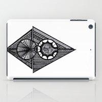 arrow iPad Cases featuring Arrow^ by Shivani C