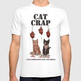 Cat CRAP Group T-shirt