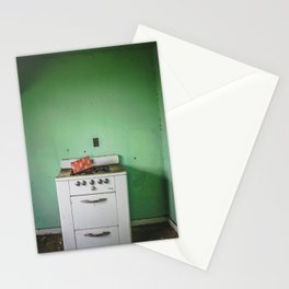 Barkman Kitchen, Arena, North Dakota 5 Stationery Cards