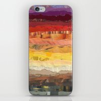 america iPhone & iPod Skins featuring America by Grace Breyley