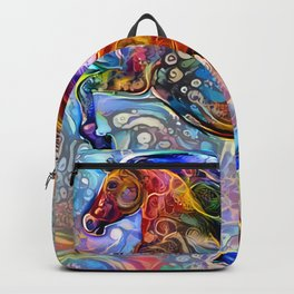 Polychrome Pony Backpack