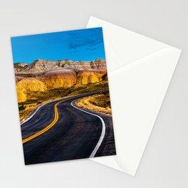 Badlands Highway Stationery Cards